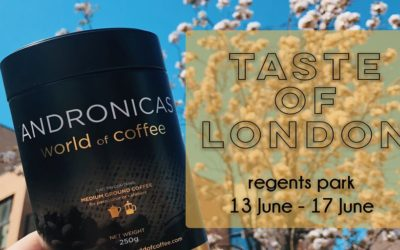 Andronicas to appear at Taste of London